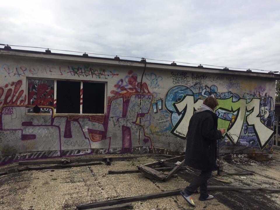 Reciklaonica Rooftop